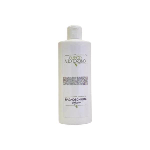 bagnoschiuma olio d'oliva aloe vera calendula teramo abruzzo